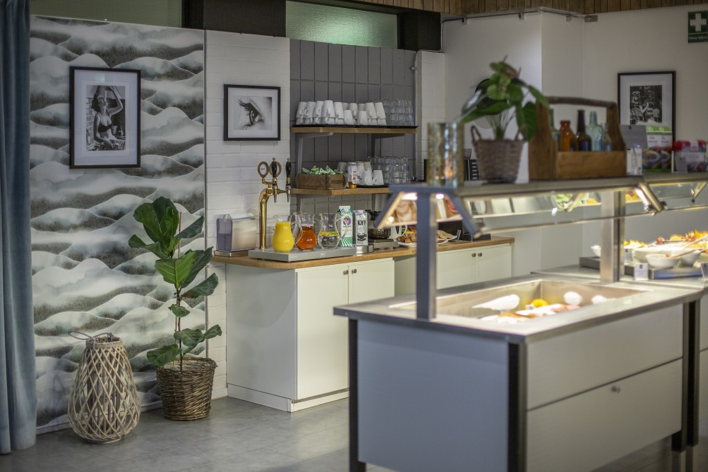 Solhem Park Frukostmatsal